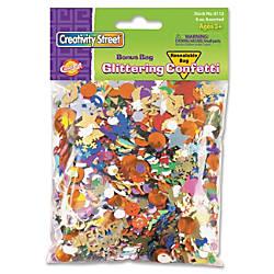 ChenilleKraft Glittering Confetti Bonus Bag Project
