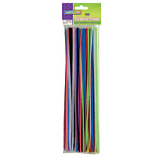 Creativity Street Chenille Stems 4mm x