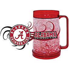 Hunter NCAA Freezer Mug Alabama Crimson