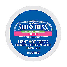 Swiss Miss Sensible Sweets Light Hot
