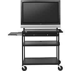 Bretford Basics FP60MUL E5BK TV Stand