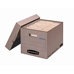 Bankers Box Mystic Storage Boxes LetterLegal