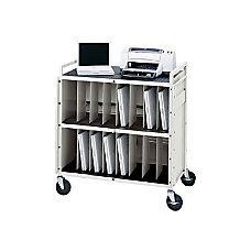 Bretford Notebook Storage Cart
