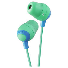 JVC Marshmallow HA FX32 G Earphone