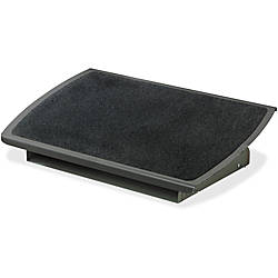 3M Adjustable Footrest Gray