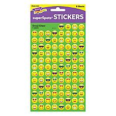 TREND Emoji Cheer superSpots Stickers 12