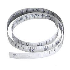 Medline Paper Measuring Tapes 72 White