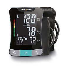 HealthSmart Premium Talking Automatic Digital Blood