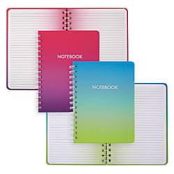 Office Depot Brand Ombr Notebook 6