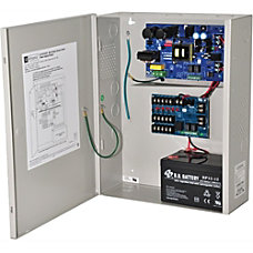 Altronix AL1012ULM Proprietary Power Supply