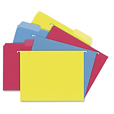 TOPS Hanging File Folders Kit Letter