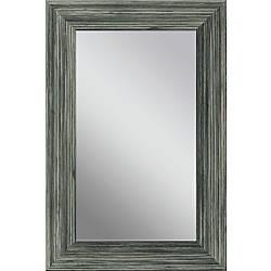 PTM Images Framed Mirror Wooden 36