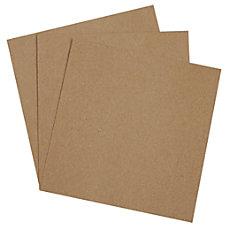 Office Depot Brand Chipboard Pads 8