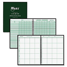 Ward Combo Teachers RecordPlanning Book Wire