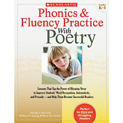 Scholastic Teacher Resources Phonics Fluency Practice