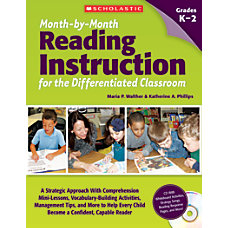 Scholastic Teacher Resources Month By Month
