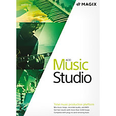 MAGIX ACID Music Studio 10 Traditional