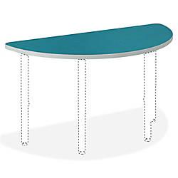 HON Build Half Round Table Top