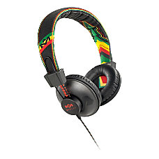Marley Positive Vibration On Ear Headphones