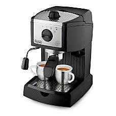 DeLonghi Pump Espresso Maker Black