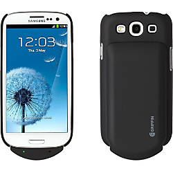 Griffin Reserve Convertible Battery Case For Samsung Galaxy S III By Office Depot amp OfficeMax