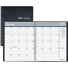 House of Doolittle Wirebound Monthly Planner