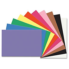 SunWorks 6523 Groundwood Construction Paper 36