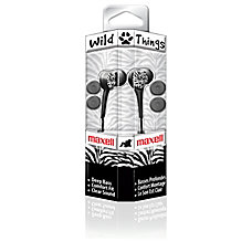 Maxell Wild Things Earset