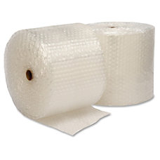 Sparco Bulk Bubble Cushioning Roll in
