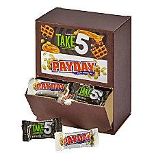 Hersheys Take5PayDay Snack Size Assortment Box