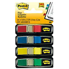 Post it Flags 38 x 1