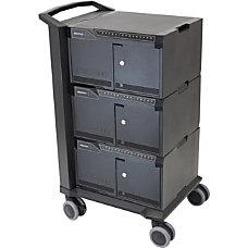 Ergotron Tablet Management Cart 48