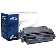 MICR Print Solutions MCR09AM HP C3909A