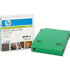 HP LTO Ultrium 4 Data Cartridge