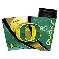 Hunter NCAA Insulated Travel Tumbler Oregon