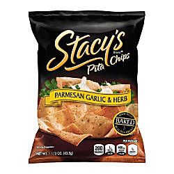 Stacys Parmesan Garlic Herb Pita Chips