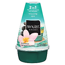 Renuzit Adjustable Air Freshener Relaxing Spa