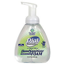 Dial Foam Hand Sanitizer 152 Oz