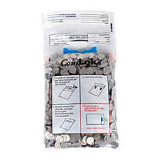 CoinLok Coin Bags 10 x 19