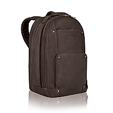 Solo Vintage Classic 156 Leather Backpack