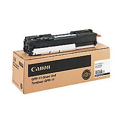Canon Drum unit GPR11 7625A001AA Black