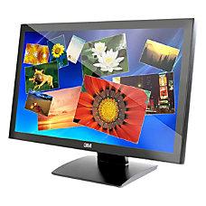 3M M2467PW 24 LED LCD Touchscreen