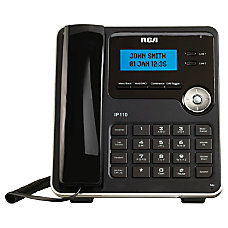 RCA IP110S Business Class VoIP Telephone