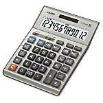 Casio DM 1200BM Simple Calculator