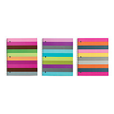 Carolina Pad Stripe it Rich Notebook