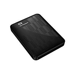 Western Digital® My Passport® Portable USB 3.0 Hard Drive, 500GB