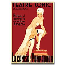 Trademark Global Teatre Comic de Barcelona