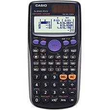 Casio FX 300ESPLUS Scientific Calculator