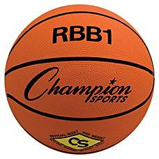 Champion Sport s Pro Rubber Basketball