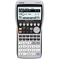 Casio FX 9860GII Backlit Graphing Calculator